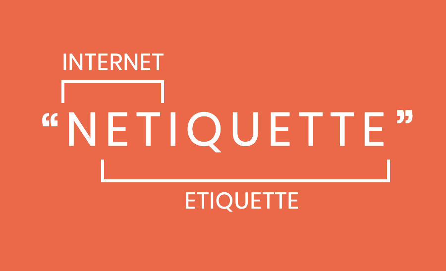 Difference Between Etiquette and Netiquette - Chart