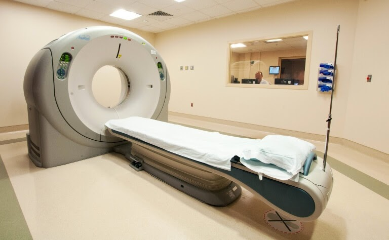Difference Between CT Scan and MRI - Ct scan