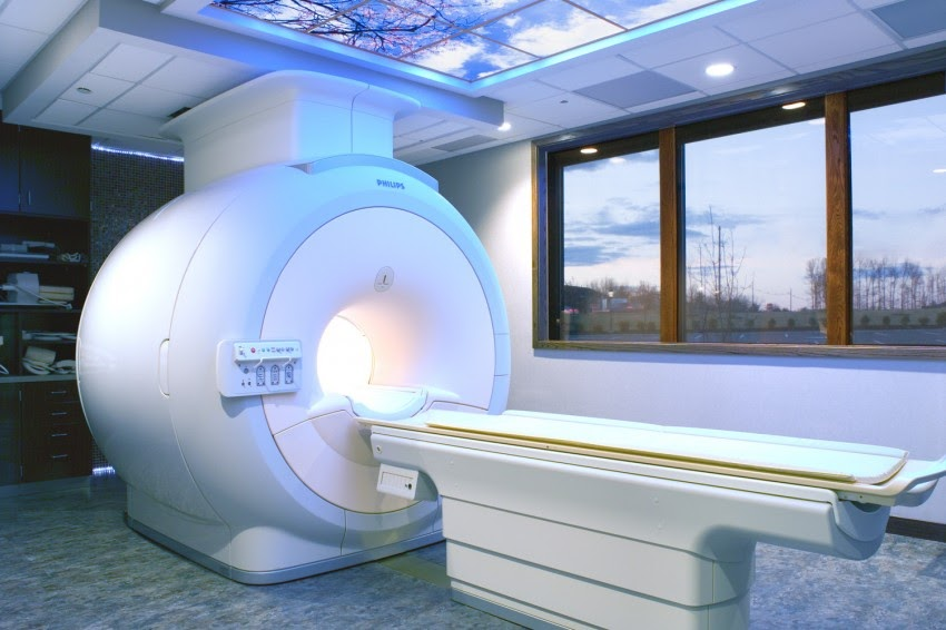 Difference Between CT Scan and MRI - MRI