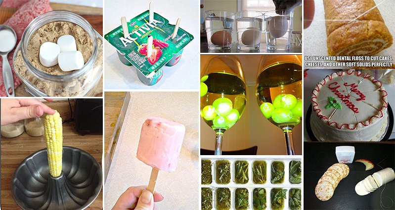 Must Try Best Kitchen Hacks - Picture