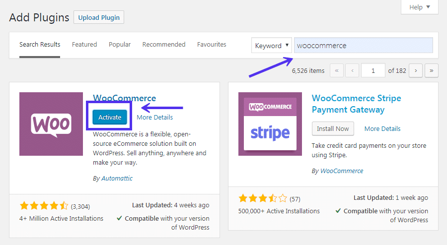 Difference Between Ecommerce and Woocommerce- What is woocommerce