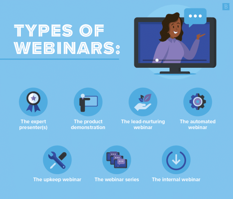 Difference Between Video Conference And Webinar - what is webinar