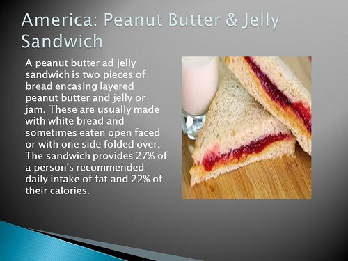 Difference Between Peanut Butter And Jam - what is jam and peanut butter