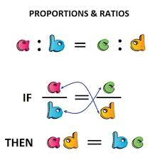 Difference Between Ratio And Proportion - example
